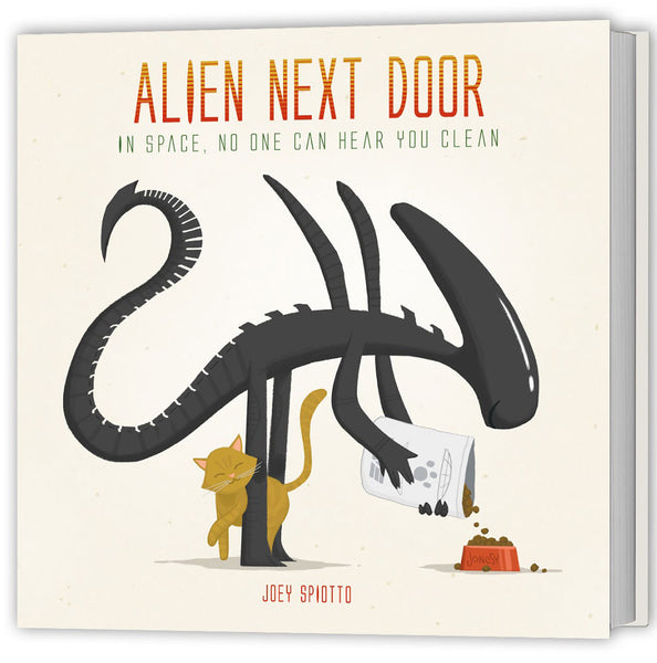 "Joey Spiotto ""Alien Next Door"" Book"