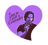 "Andrew Thompson ""Contender"" Valentine's Day Card"