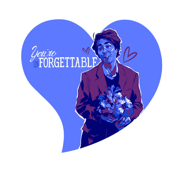 "Andrew Thompson ""unForgettable"" Valentine's Day Card"