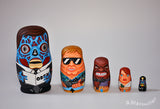 "Andy Stattmiller ""They Live Nesting Dolls"""