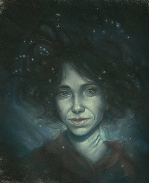 "Ashly Lovett ""Elisa"" Print"