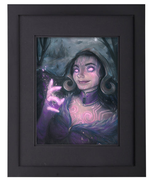 "Ashly Lovett ""Liliana"" Framed"