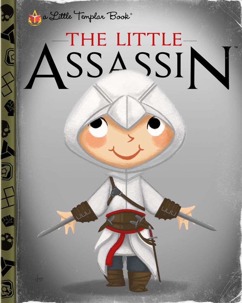 "Joey Spiotto ""The Little Assassin"" Print"