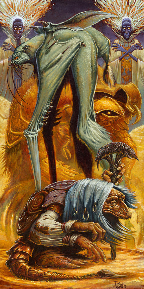 "Augie Pagan ""Creatures of Thra"""