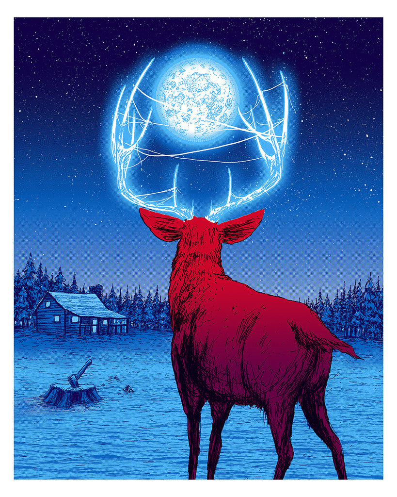 "Barry Blankenship ""Dreamcatcher"" Print"