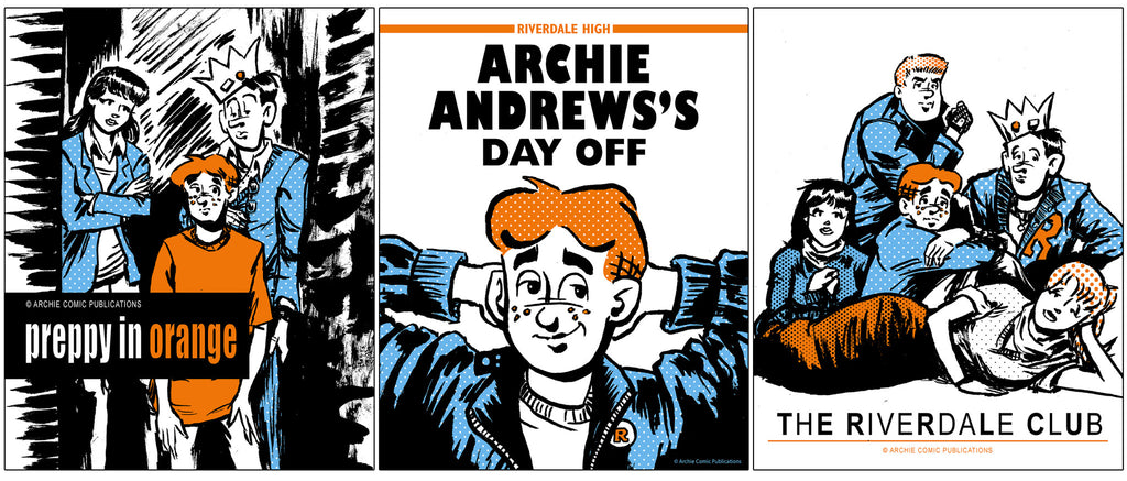 "Barry Blankenship ""Archie"" Print Set"