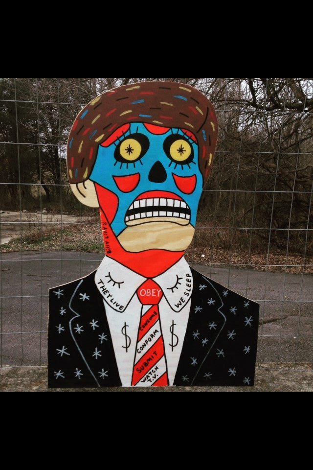 "Billy Lilly ""They Live"""