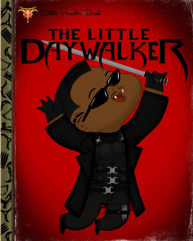 "Joey Spiotto ""The Little Daywalker"" Print"