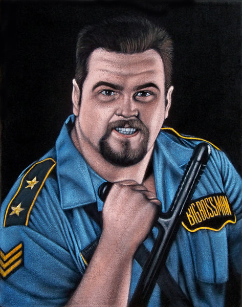 "Bruce White ""Big Boss Man"""