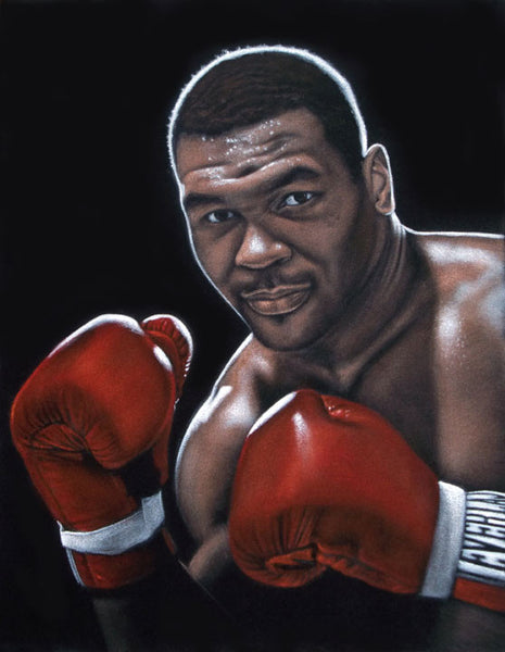 "Bruce White ""Iron Mike"""