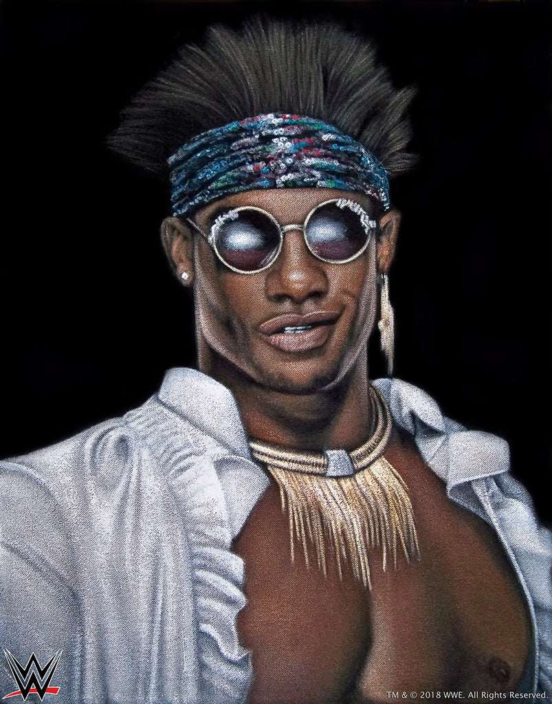 "Bruce White ""Velveteen Dream"" Print"