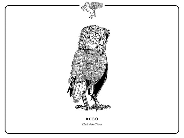 "Evan Yarbrough ""Bubo"" Print"
