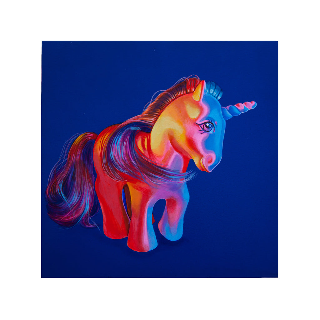 "Carly Ealey ""My Little Psychedelic Pony"""
