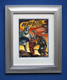 "Chet Phillips ""Amazing Riverdale Tales"" Framed Print"