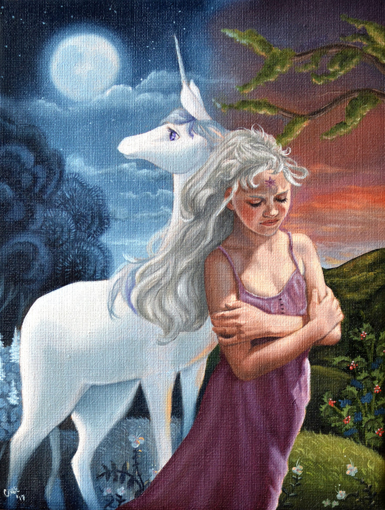"Christina Lank ""The Last Unicorn"""