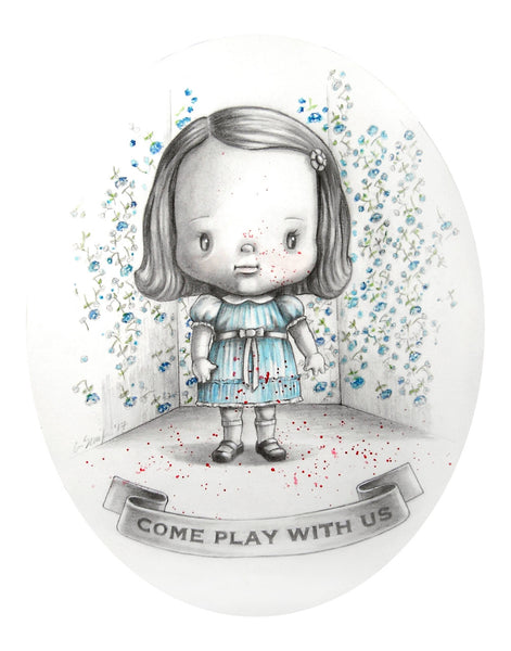 "Cindy Scaife ""Come Play With Us"""