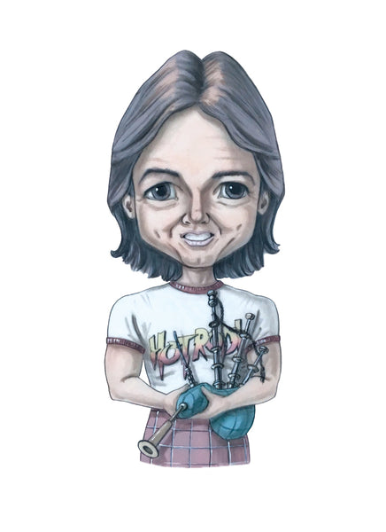 "Cindy Scaife ""Roddy Piper"""