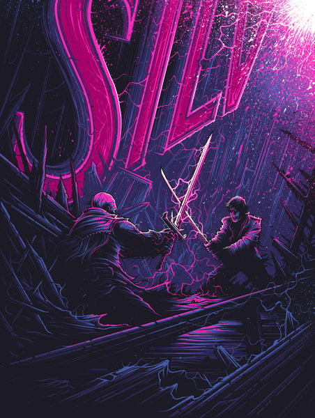 "Dan Mumford ""There Can Be Only One"" Print"