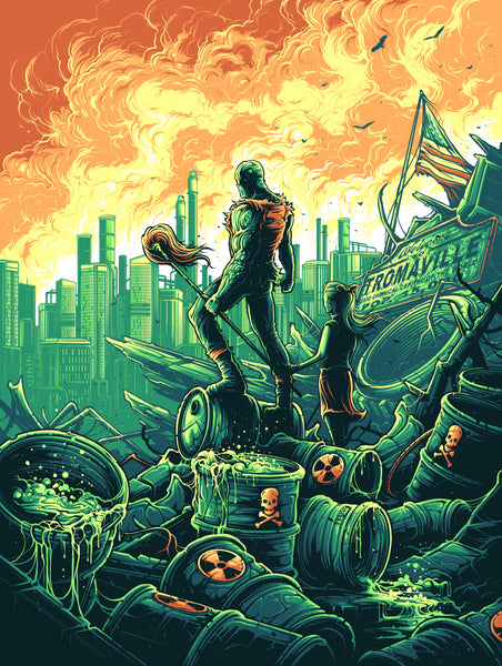 "Dan Mumford ""I'm Not Just Another Pretty Face"" Print"