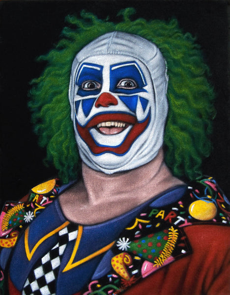 "Bruce White ""Doink the Clown"""