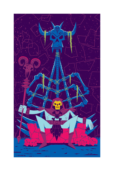 "Doug LaRocca ""Throne Room"" Print"