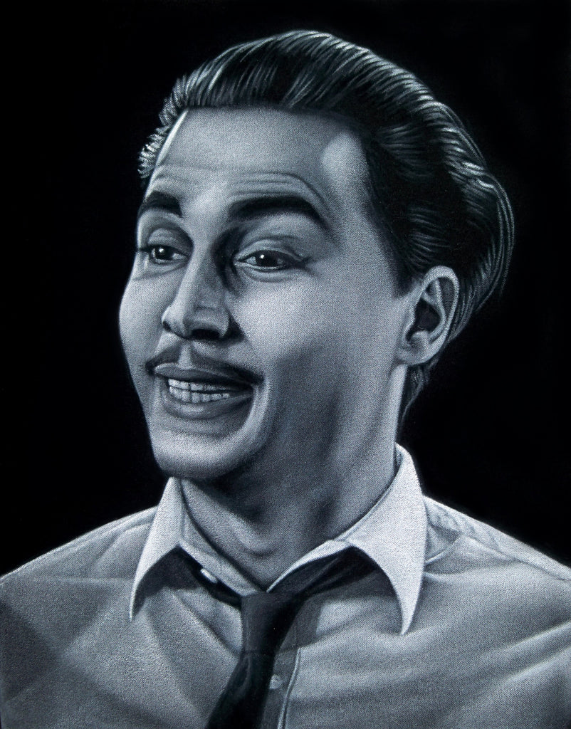 "Bruce White ""Ed Wood"""