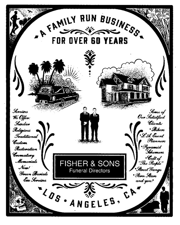 "Erin Gallagher ""Fisher & Sons"" Print"