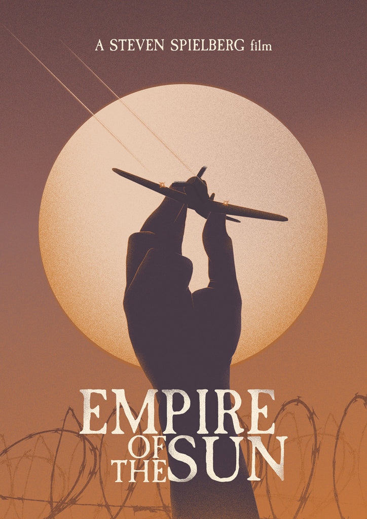 "Felix Tindall ""Empire Of The Sun"" Print"