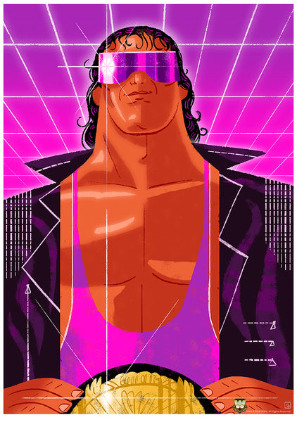 "Graham Corcoran ""The Hitman"" Print"