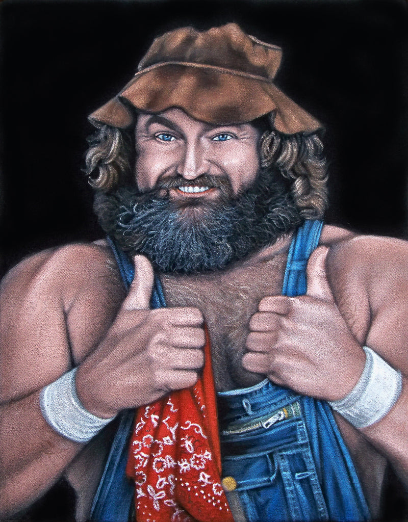 "Bruce White ""Hillbilly Jim"""