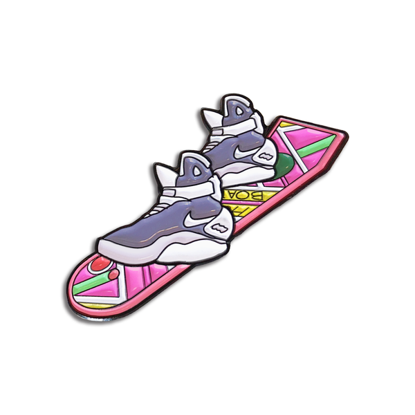 "Nerd Pins ""Hyper Hoverboard"" Pin"