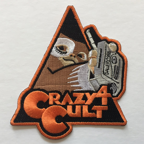 ".Clark Orr ""Crazy 4 Cult 11"" Patch"
