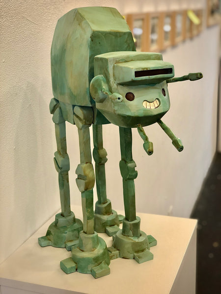 "Scott C. ""AT-AT"" Sculpture"
