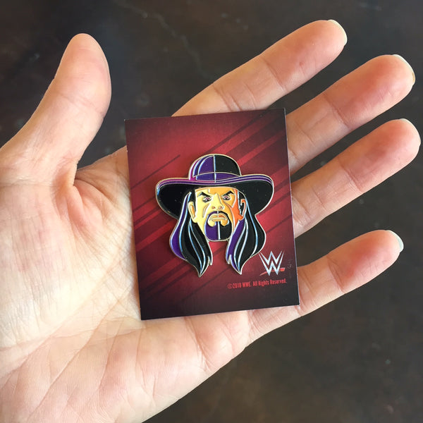 "Tom Whalen ""Undertaker"" Pin"
