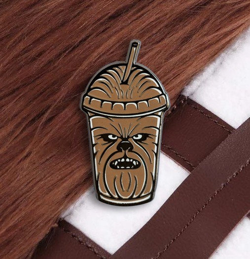 "Data Crew ""Chewy Frap"" Pin"