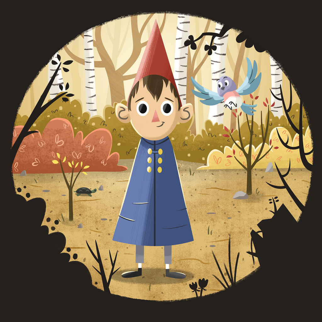 "James Loram ""Wirt"" Print"