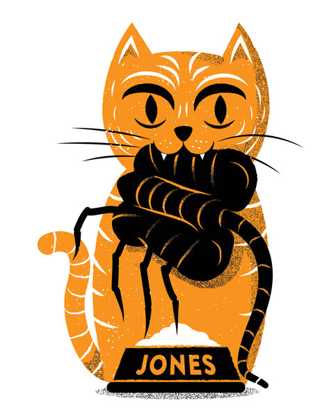 "James Olstein ""Jones"" Print"