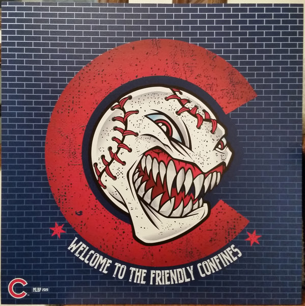 "Jeremy Berkley ""Welcome to the friendly confines"""