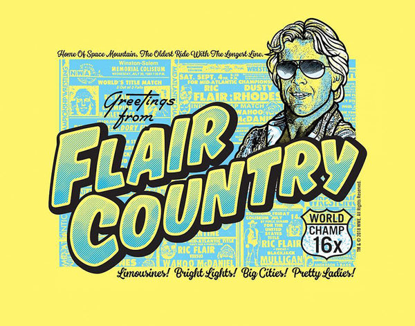 "Jeremy Berkley ""Flair Country"" Print"
