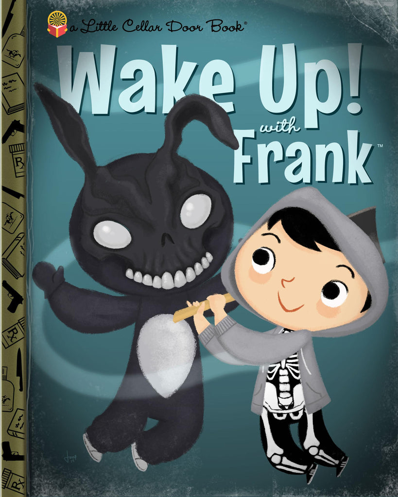 "Joey Spiotto ""Wake Up With Frank"" Print"