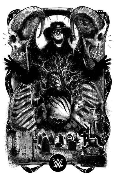 "John J. Pearson ""Brothers of Destruction"" Print"