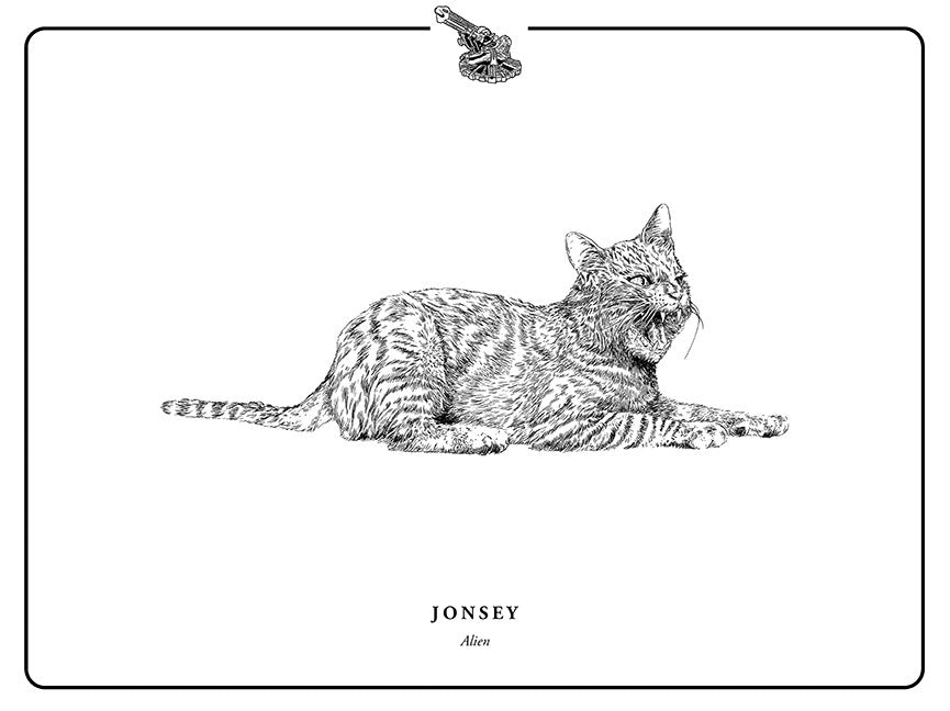 "Evan Yarbrough ""Jonsey"" Print"