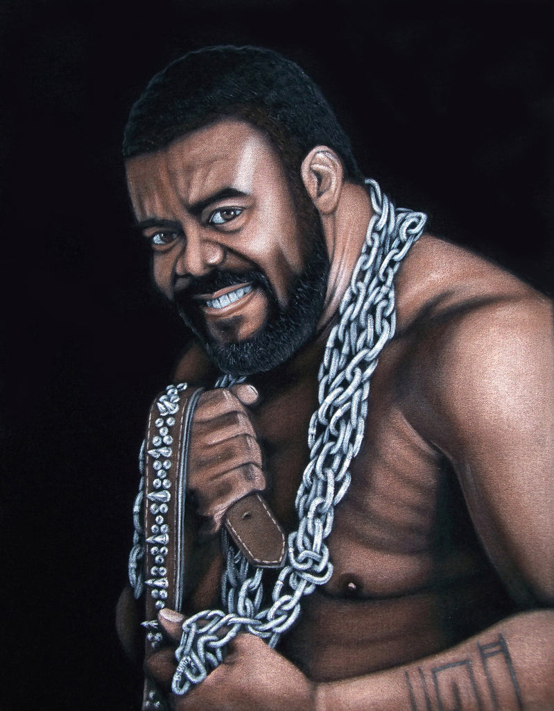 "Bruce White ""Junkyard Dog"""