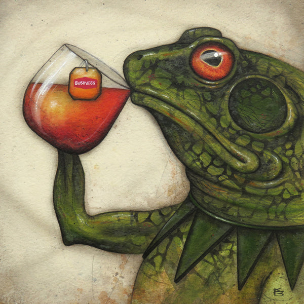 "Kaitlin Beckett ""None of My Business"""