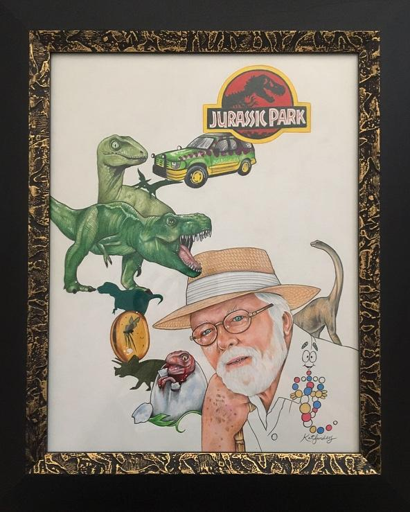 "Kathleen Sanders ""John Hammond and the Jurassic Park"""