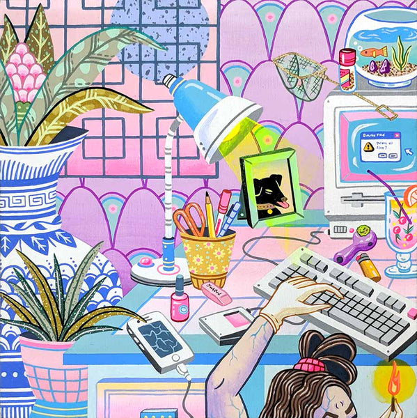"Kristen Liu-Wong ""Delete All Files"""