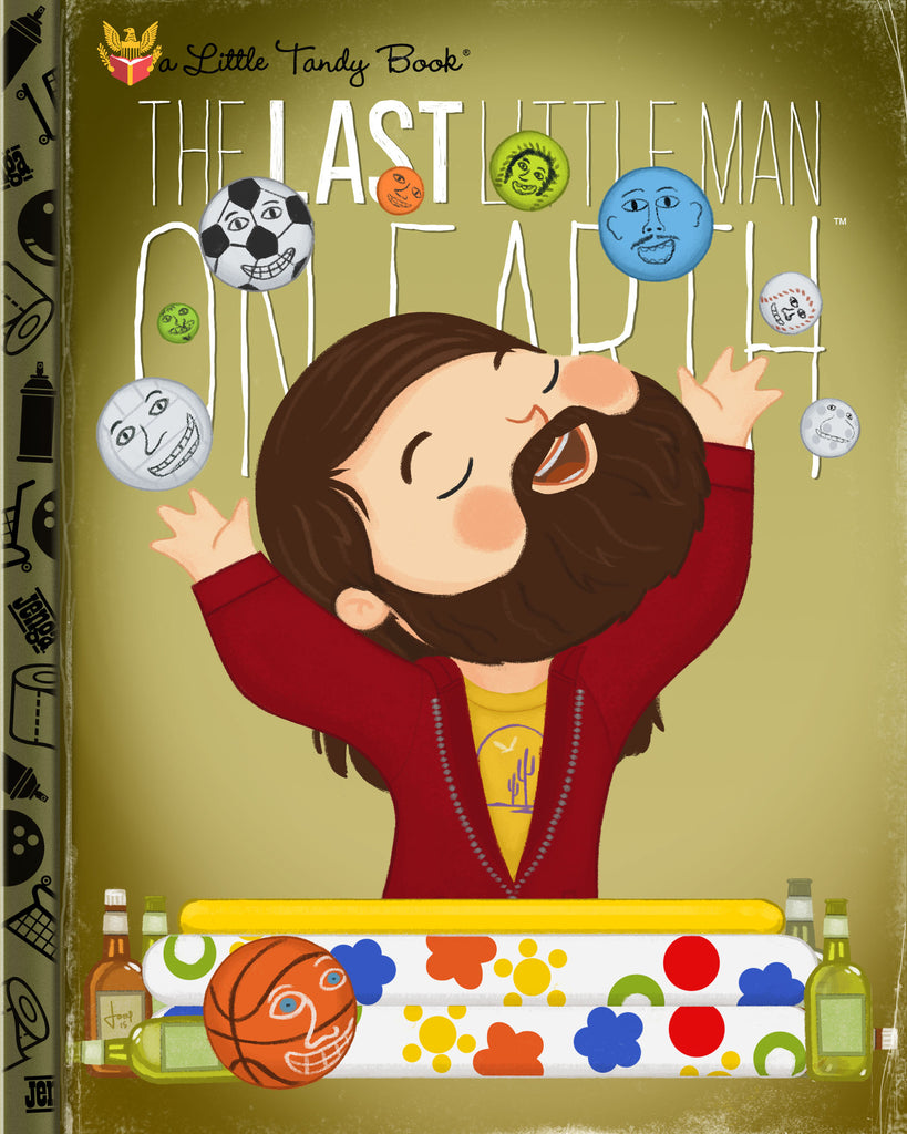 "Joey Spiotto ""The Last Little Man on Earth"" Print"