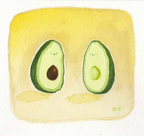 "Lawrence Yang ""Avocado Buddies"""