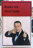 "Luke Haynes ""Hanks For Everything"" Print"