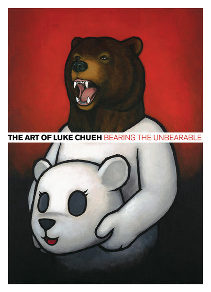"Luke Chueh ""Bearing the Unbearable"" Book"